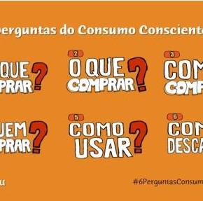 Consumo Consciente no Mês do Consumidor