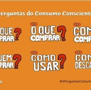 Consumo Consciente no Mês do Consumidor