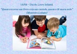 Dia do Livro Infantil _18 04 2015