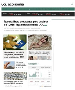 UOL_Capa Economia_25 02 2016