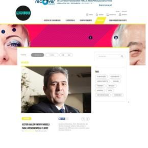Vector é destaque do Portal Consumidor Moderno