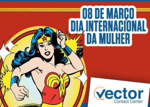Camapanha Dia Internacional da Mulher