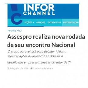 Encontro Assespro em BH é destaque do portal InforChannel